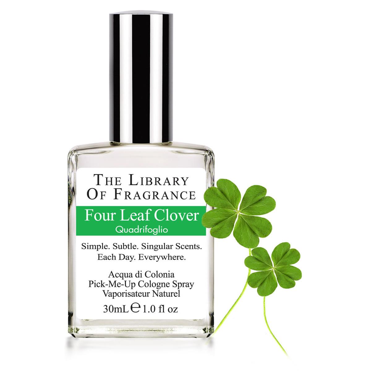 Library of Fragrance Four Leaf Clover